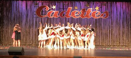 Cadettes Spring Show